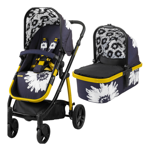 Cosatto Wow 3-in-1 travel system - sunburst