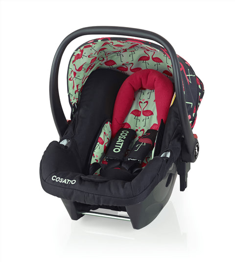 Cosatto Hold Car Seat - Flamingo Fling