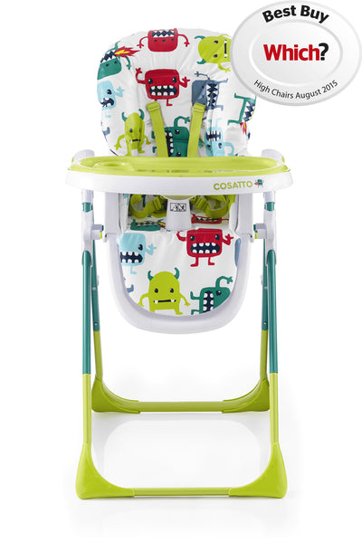 Noodle Supa Highchair - Monster Mash 2