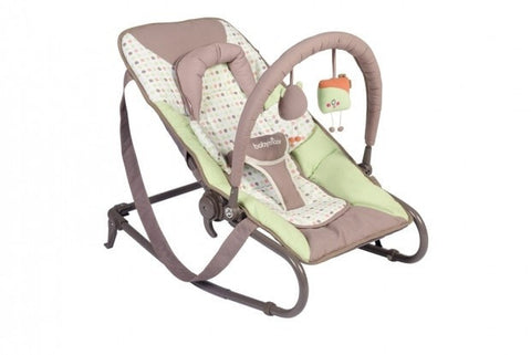 Babymoov Bubble Bouncer - Almond/Taupe