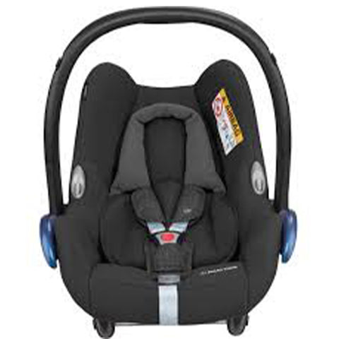 Maxi Cosi CabrioFix , FamilyFix and Pearl Package Black