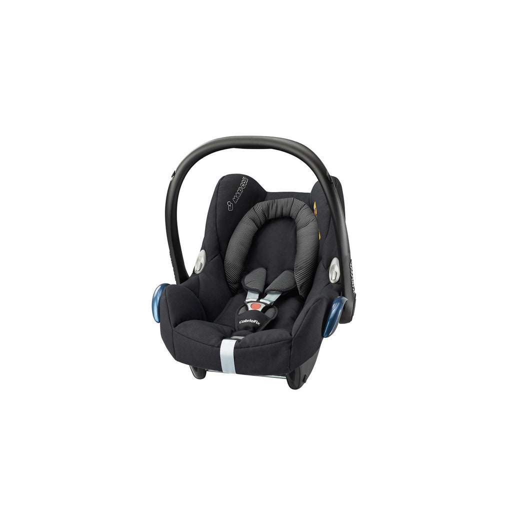 Maxi Cosi Cabriofix with Easyfix Base - Nomad Black