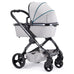 iCandy Peach Travel System Bundle Dove Grey - Phantom Chassis