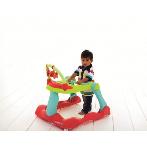 Cosatto Flip Flop 2 In 1 Walker - Zoodle Brights