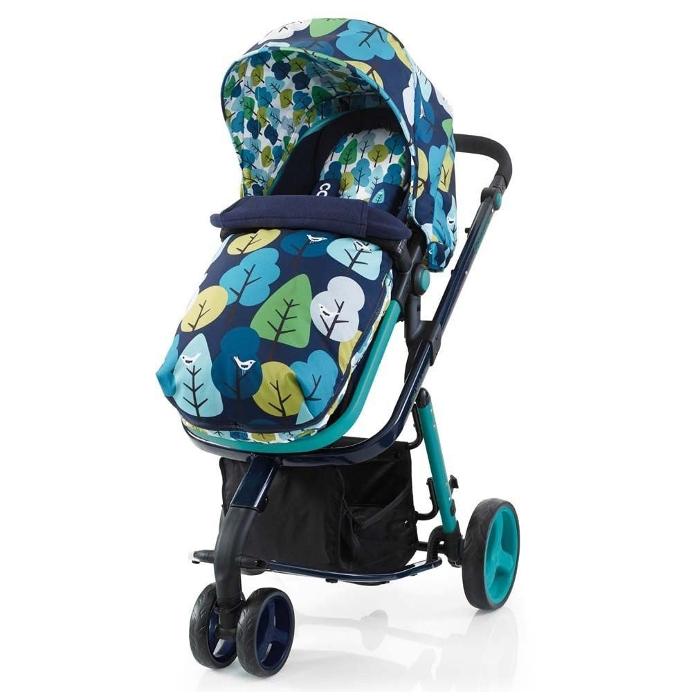 Cosatto Woop Travel System - Nightbird