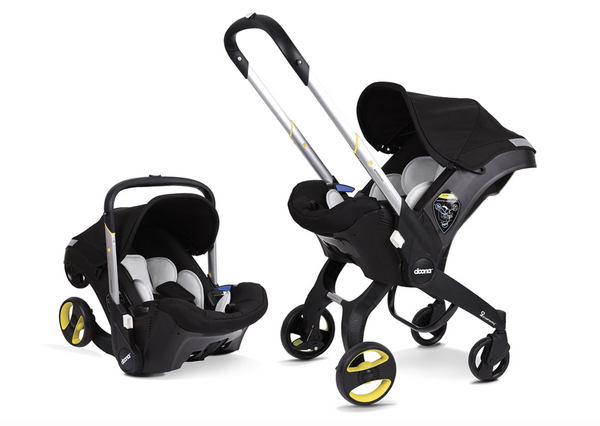 Doona infant car seat stroller - Night