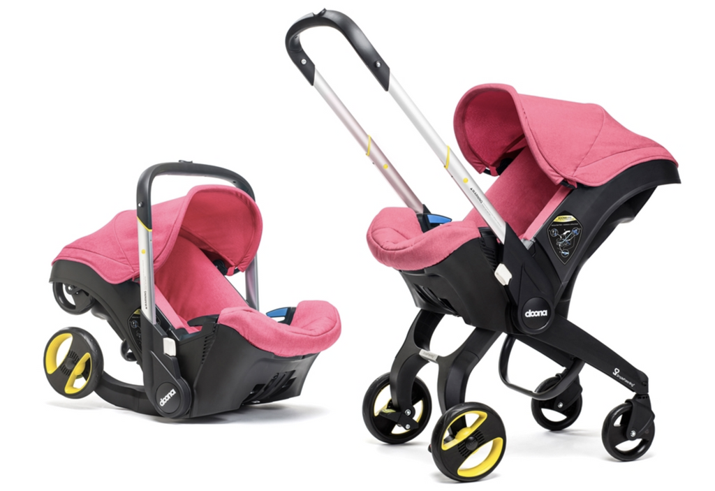 Doona infant car seat stroller - sweet