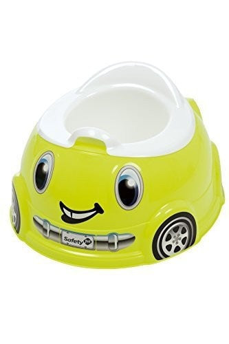 Safety 1st Fast and Finished Car Potty - Lime