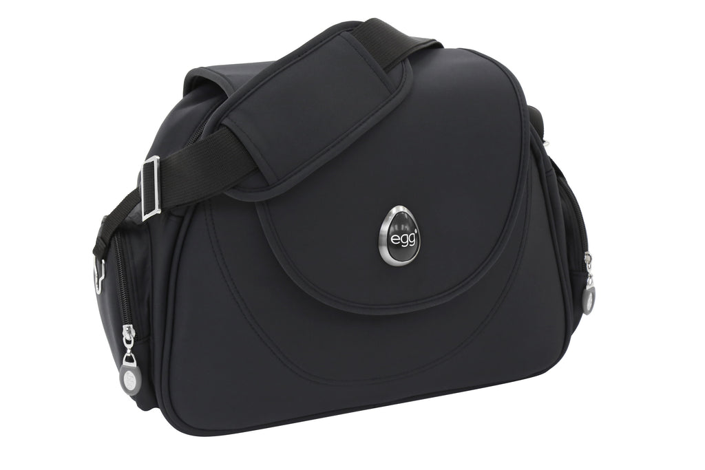 egg changing bag gotham black