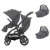 egg Stroller - Quantum Grey Package