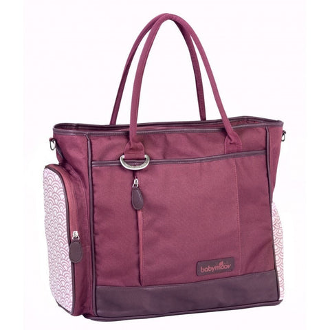 Babymoov Essential Changing Bag - Cherry