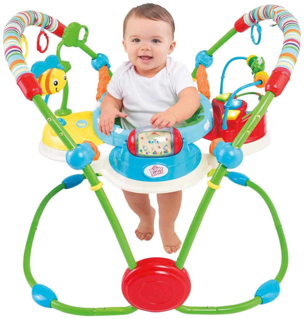 cb4047974 Bright Starts Giggle Bugs Activity Jumper Bouncer – Little Angels Prams