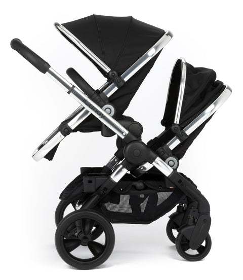 iCandy Peach Blossom Stroller - Black Magic 2