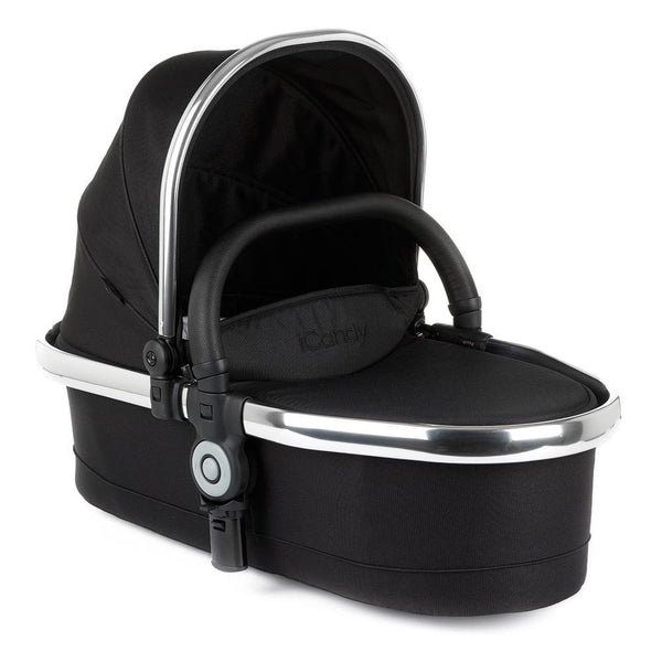 iCandy Peach Twin Carrycot - Black Magic 2