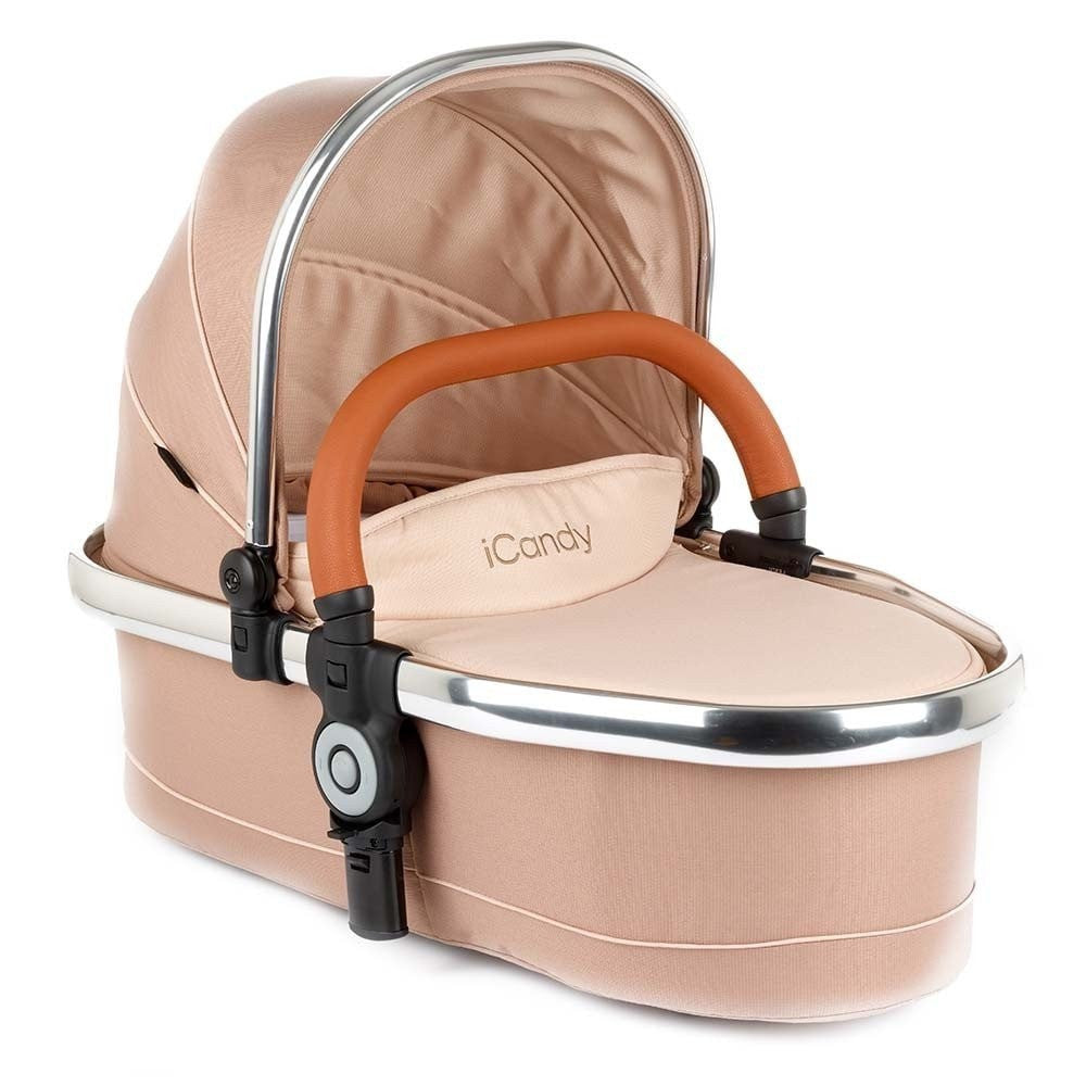 iCandy Peach Twin Carrycot - Butterscotch