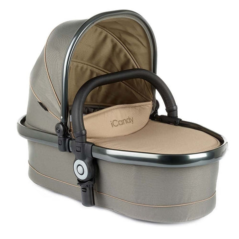 iCandy Peach Twin Carrycot - Olive