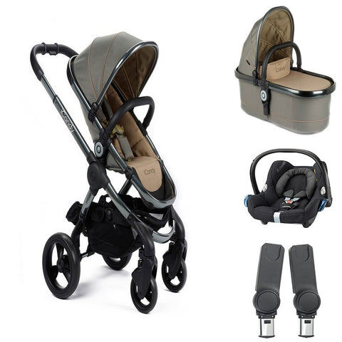 iCandy Peach Travel System - Olive