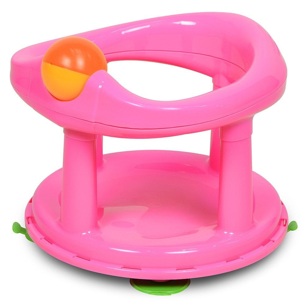 Safety 1st Swivel Bath Seat - Pink