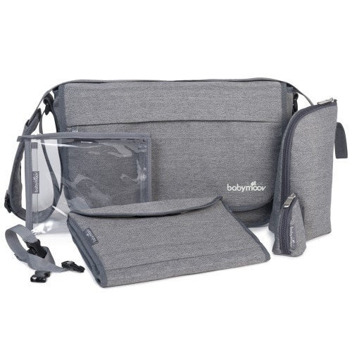 Messenger Bag Smokey
