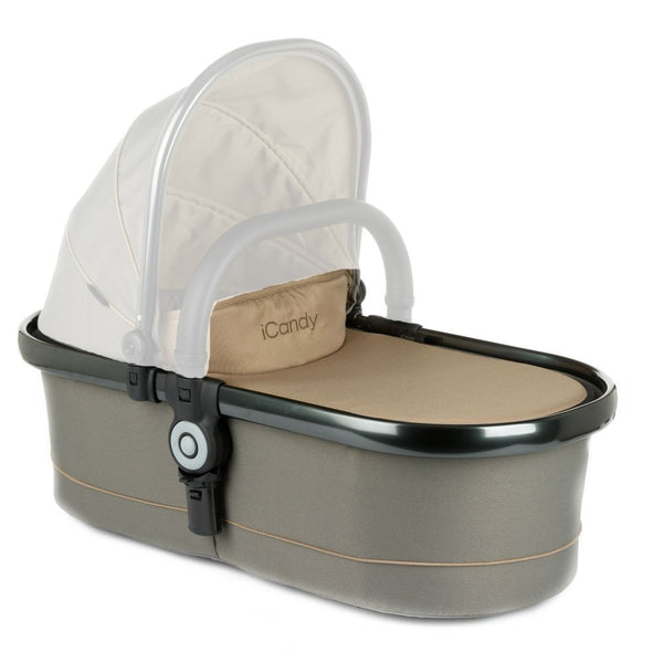 iCandy Peach Main Carrycot Base - Olive