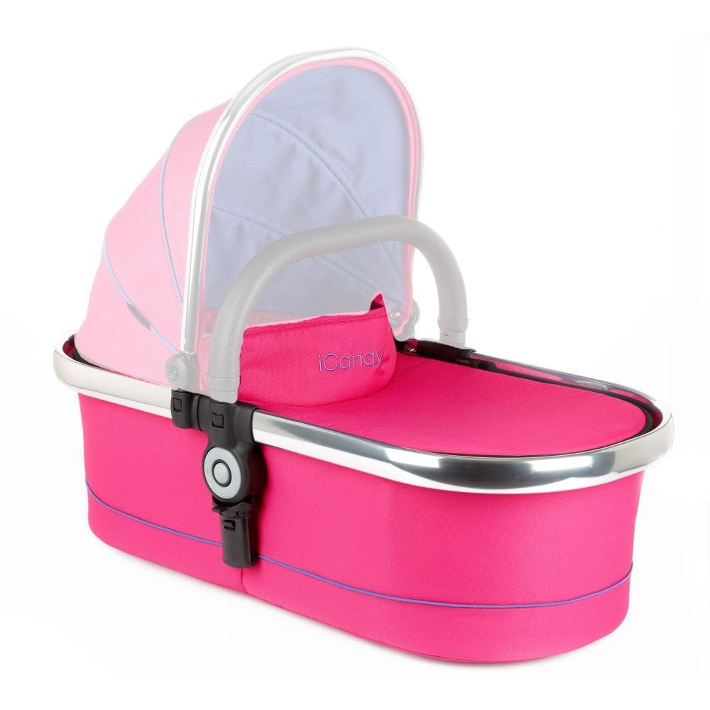 iCandy Peach Main Carrycot Base - Bubblegum