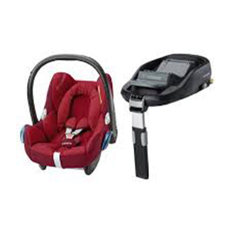 Maxi Cosi Cabriofix With Easyfix Base
