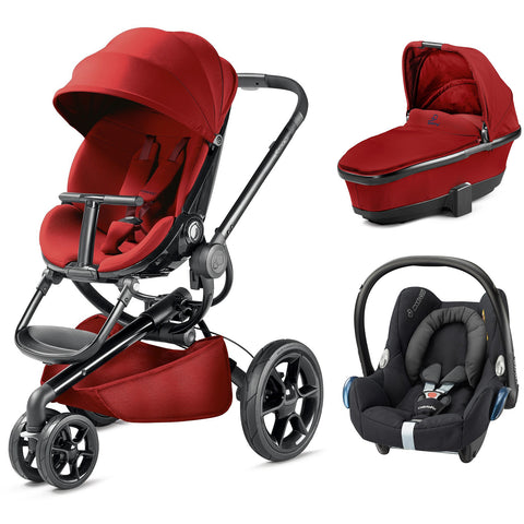 Quinny Moodd Travel System - Red Rumour