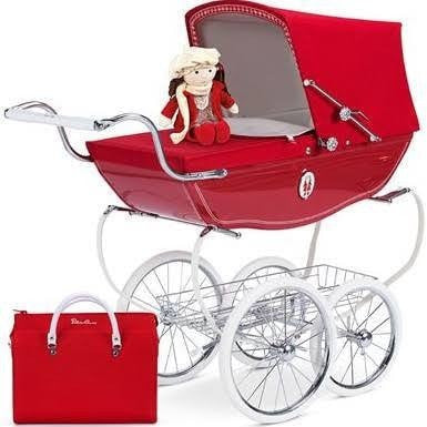 Holly Doll's Pram