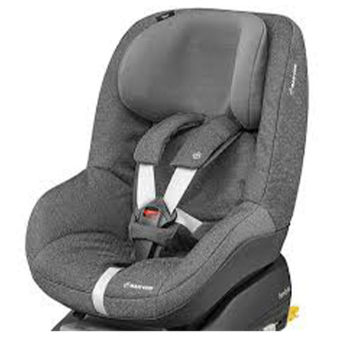 Maxi Cosi CabrioFix , FamilyFix and Pearl Package Sparkling Grey