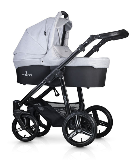Venicci Travel System Light Grey