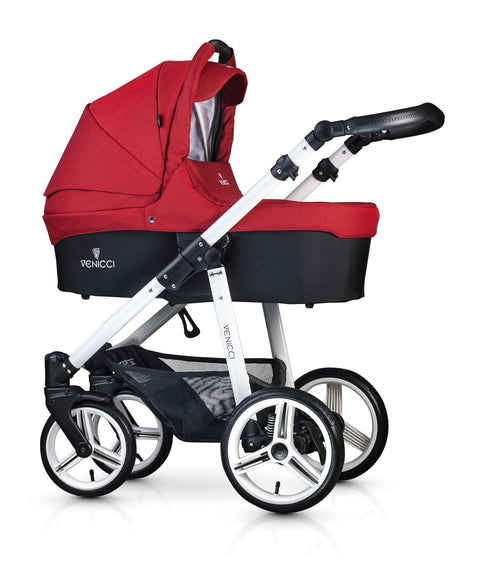 Venicci Travel System Denim Red