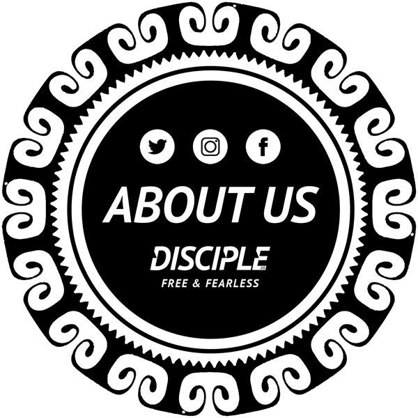 About Us - Disciple // Free and Fearless