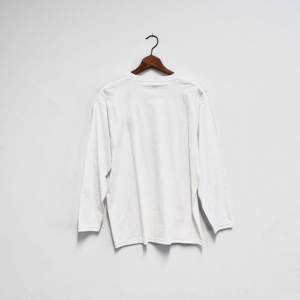 Long Sleeve Plain T-Shirt