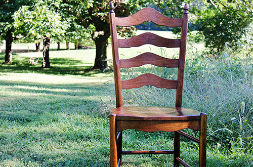 Classic Ladder Back - Springhouse Furnishings