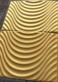 Natural Bamboo 3D Wall panel Decorative Wall Ceiling Tiles Cladding Wallpaper, Name- 'Dick'