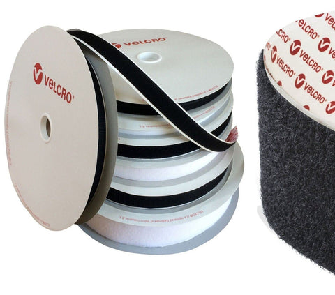 VELCRO® Brand Self Adhesive Tape, Hook and loop Sticky  Fastener