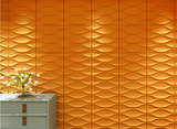 Natural Bamboo 3D Wall panel Decorative Wall Ceiling Tiles Cladding Wallpaper, Name- 'Grace',