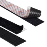 Heavy Duty 50mm VELCRO® Brand Tape PS52 and PS51 ULTRA-MATE® Black and White Hook and Loop