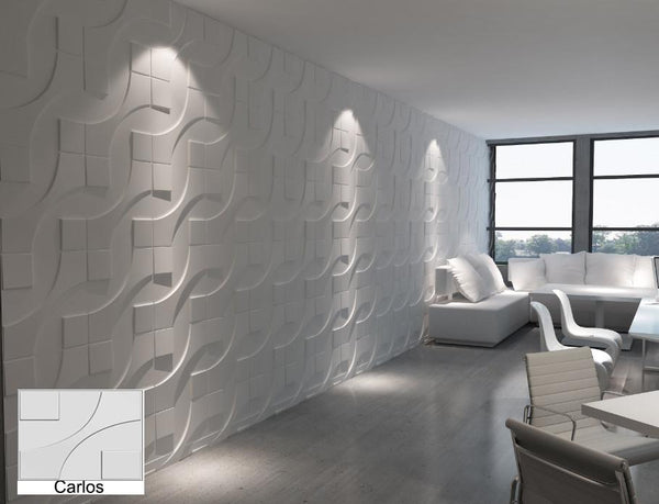 Natural Bamboo 3d Wall Panel Decorative Wall Ceiling Tiles