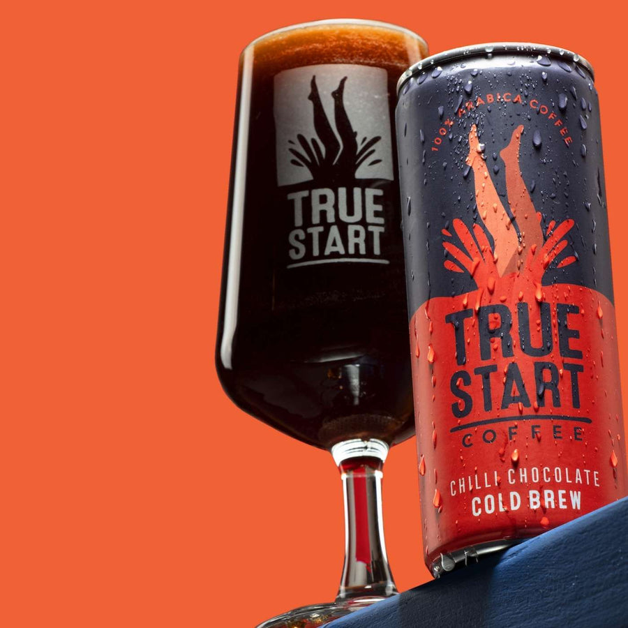 Chilli Chocolate Cold Brew - TrueStart Coffee