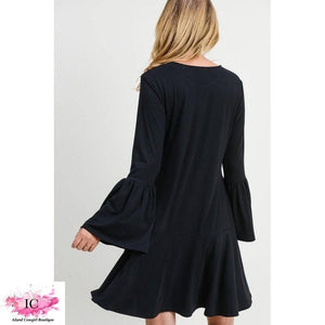 Everyday Ease Button Down Dress
