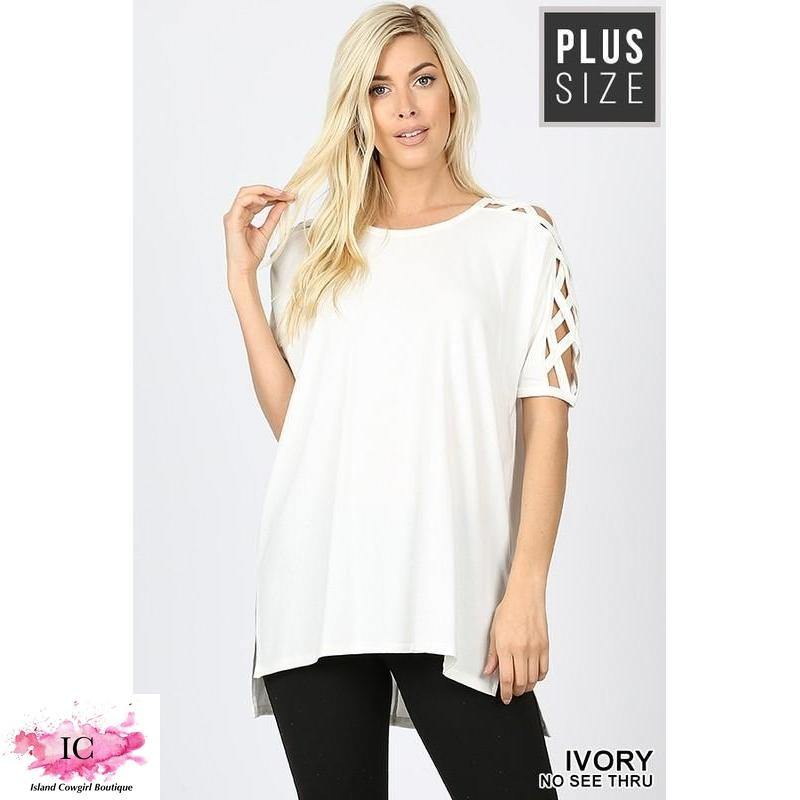 Tommy Curvy Girl Top