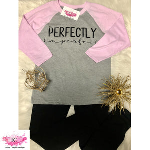 Perfectly Imperfect Tee - Island Cowgirl Boutique