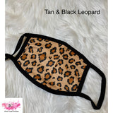 Designer Face Mask - Island Cowgirl Boutique