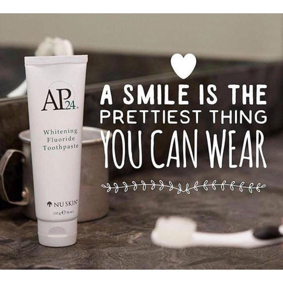 AP24 Whiting Fluoride Toothpaste - Island Cowgirl Boutique