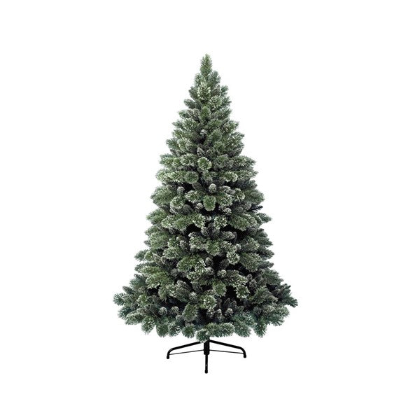 Everlands - 7ft 'Frosted Finley' Artificial Christmas Tree