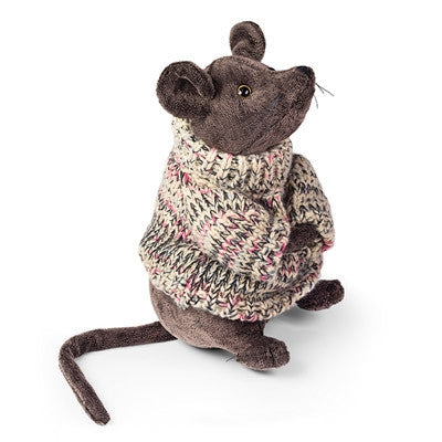 Dora Designs - 'Duncan Mouse' Doorstop
