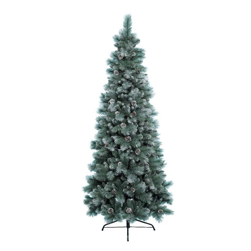 Everlands - 7ft 'Frosted Norwich Pine' Artificial Christmas Tree