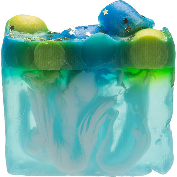 Bomb Cosmetics - 'Planet Peppermint' Soap