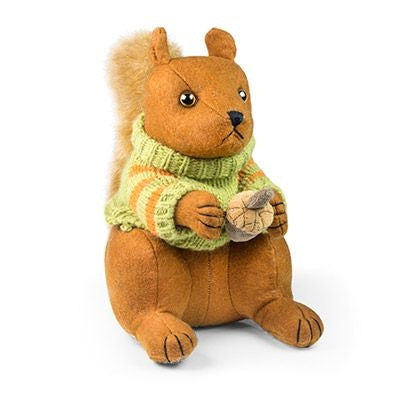 Dora Designs - 'Sam Squirrel' Doorstop